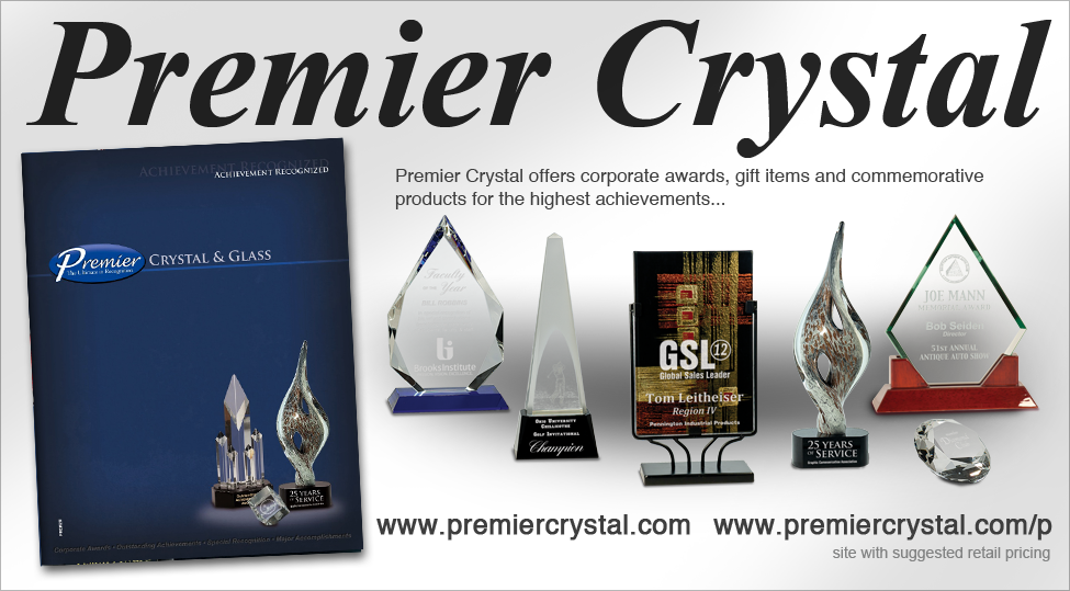 PREMIER CRYSTAL AWARDS